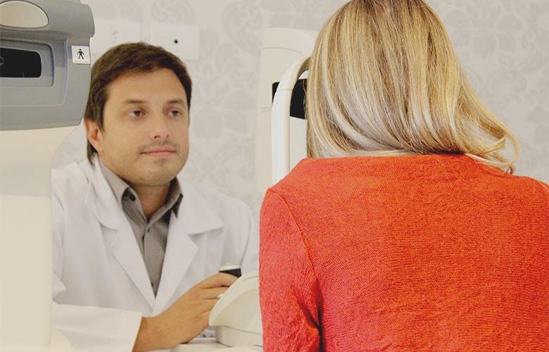 Qual é a frequência ideal para ir ao oftalmologista?