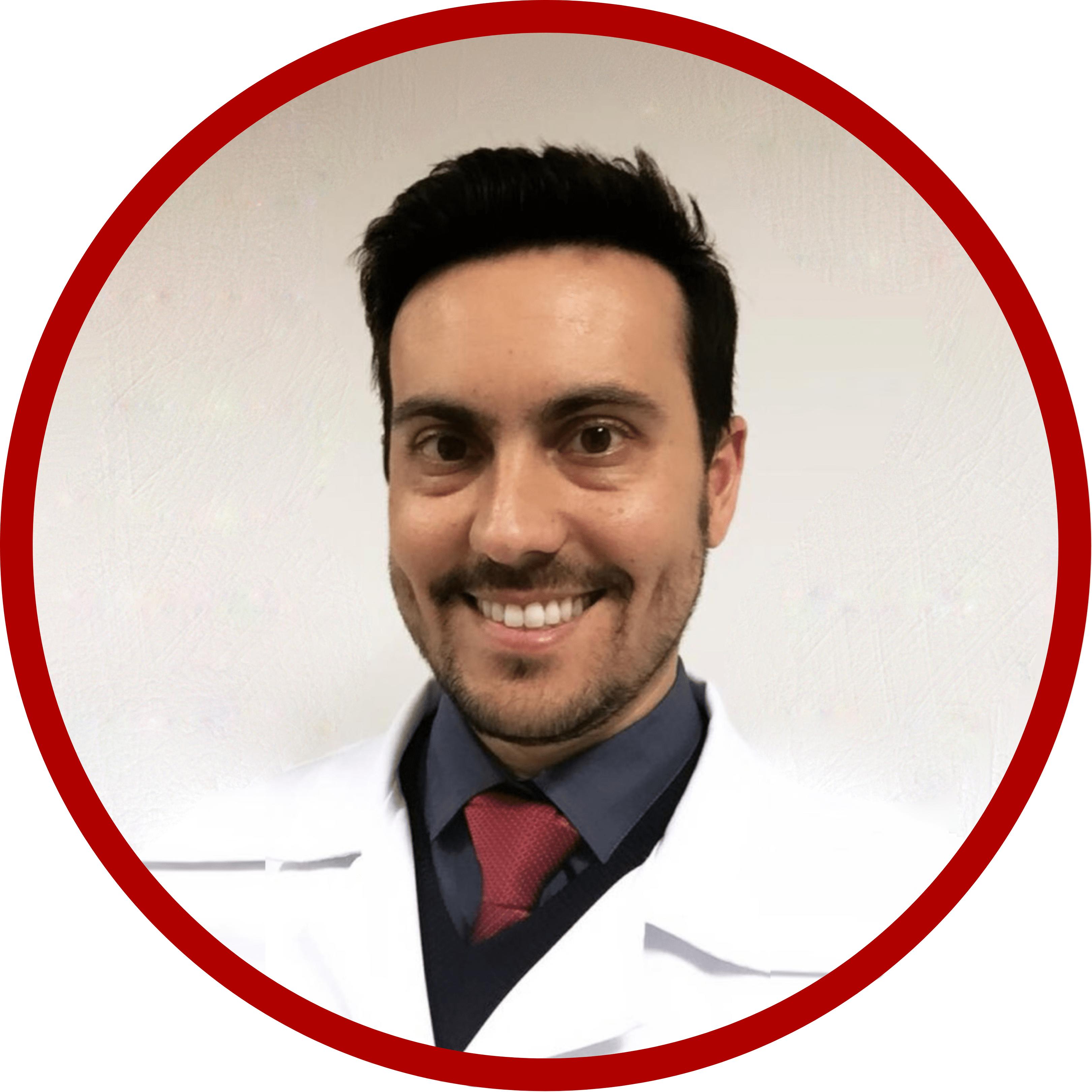 Dr. Tiago Carrion de Moraes